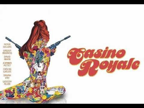 Casino Royale Original Soundtrack - 10 Flying Saucer - First Stop Berlin