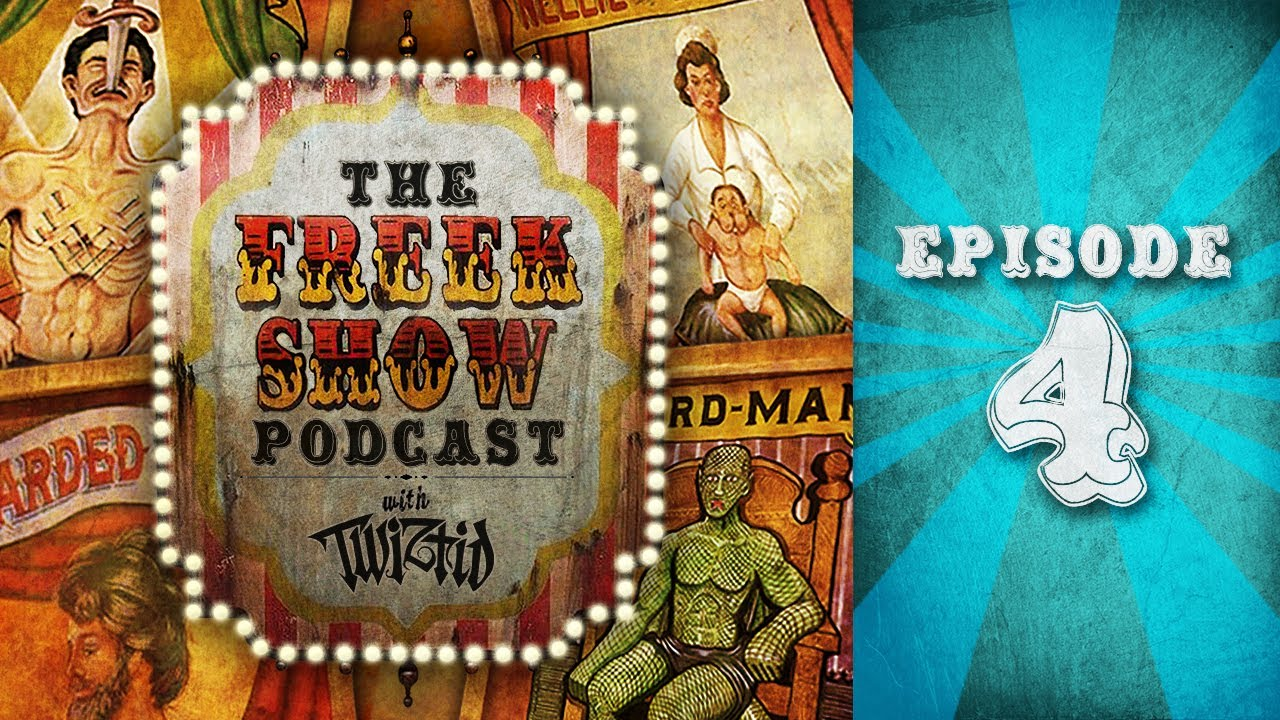 Twiztid's Freek Show Podcast Episode #4 - Thanksgiving Edition!