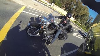 Sportbike vs Cruiser