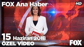 Gerçek doktor sahte doktoru ihbar etti ama inandıramadı... 15 Haziran 2018 FOX Ana Haber