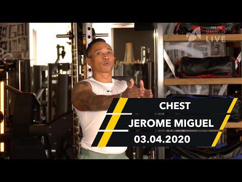 Chest Workout - Jerome | 03.04. | McFIT | The Big Pump