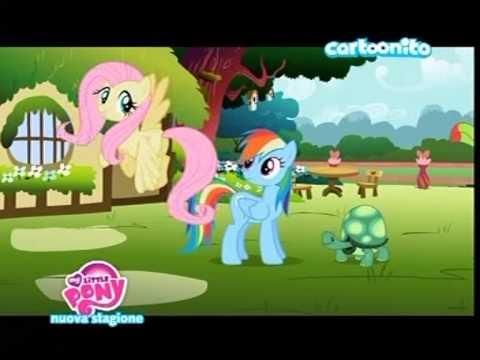 Italian Find a Pet (Il tuo cucciolo tu troverai) - My Little Pony FiM: May the best pet win