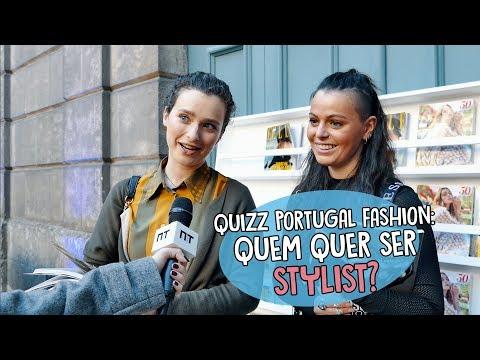 Quizz Portugal Fashion: Quem quer ser stylist?