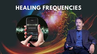 How to make your phone emit healing vibrations | Limbic Arc Technology
