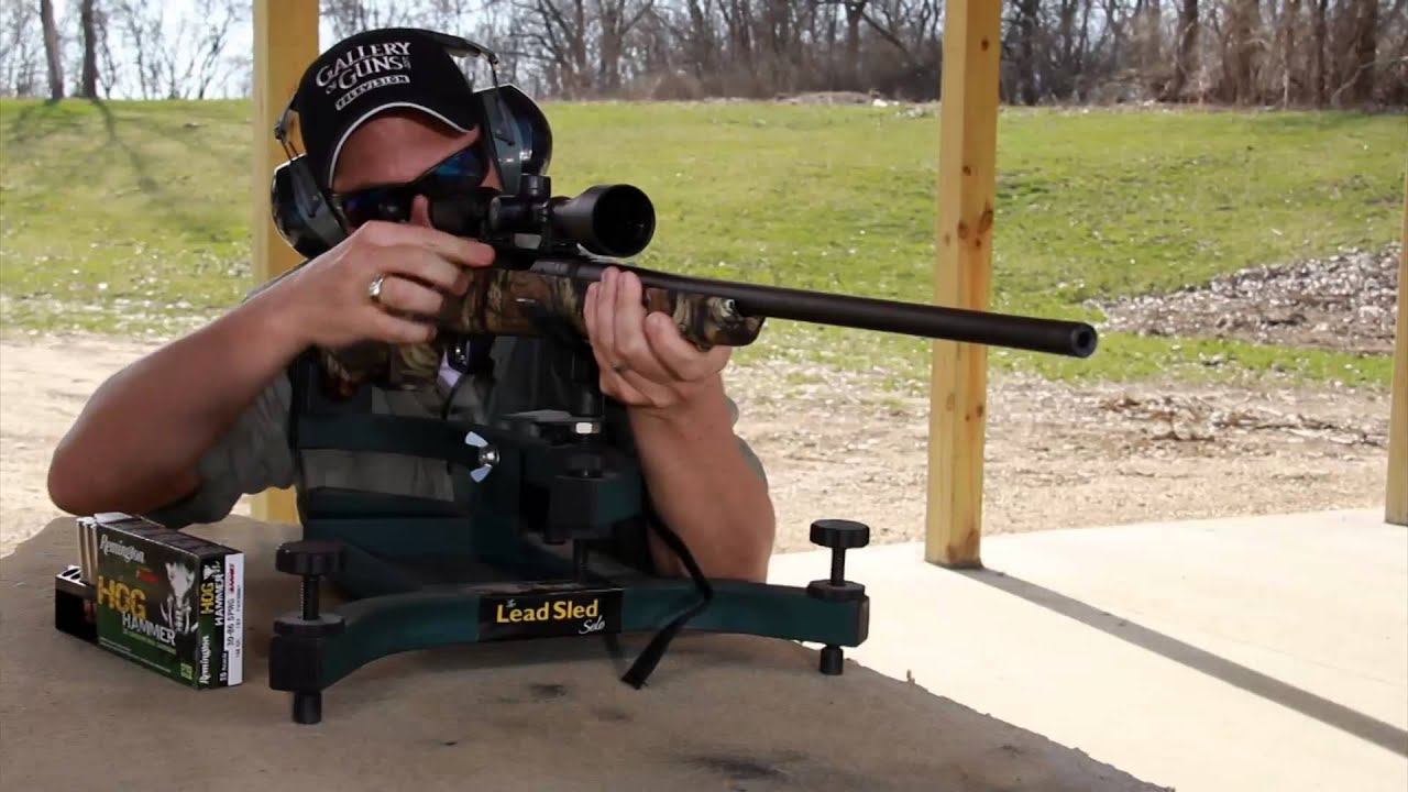 Gallery Of Guns Tv 2014 Remington 783 Series Youtube