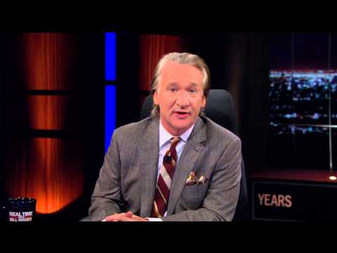 Real Time with Bill Maher: Helicopter Parenting (HBO)