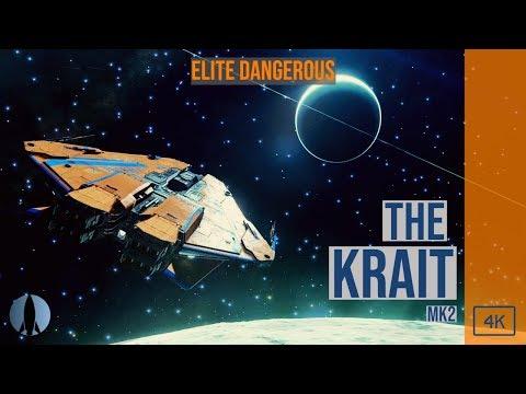 The Mk2 Krait [Elite Dangerous]