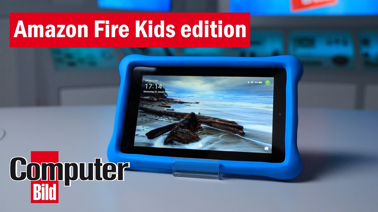 Tablet im Test: Amazon Fire Kids Edition