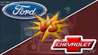 Ford V8 Vs Chevy V8 - Which motor can last the longest! See which one blows up!