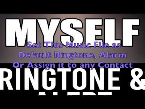 Love Myself Ringtone and Alert
