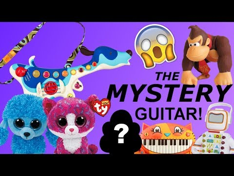 The Mystery Guitar!