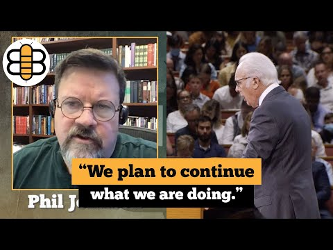 Phil Johnson From John MacArthur's Church Defends Gathering In Defiance Of CA Government