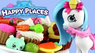 Shopkins • Smakołyki z Play Doh dla kucyków • bajka po polsku