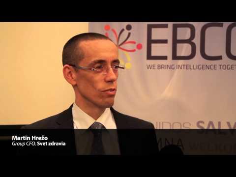 Martin Hrežo Interview | CFO Fórum Slovensko 2014, Bratislava