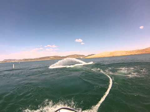 Crazy Flyboard, Lake Pleasant Arizona 7.23.2013