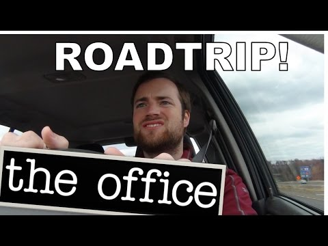 THE OFFICE - Tour of Scranton, PA!