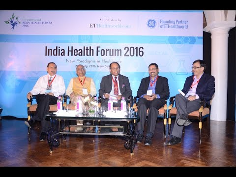 India Health Forum 2016: Experts discussing on technological advancements in public health