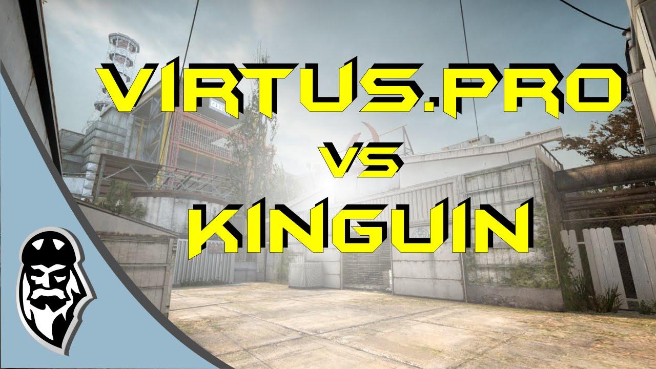Kinguin Vs Virtus Pro