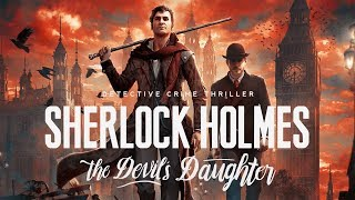 Sherlock Holmes The Devils Daughter - Gameplay + Link do jogo - Torrent