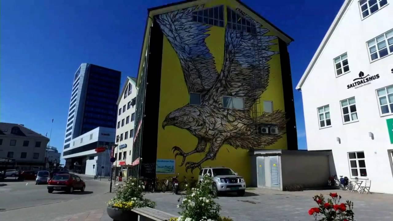 David de la Mano x UpNorth festival in Bodø, Norway