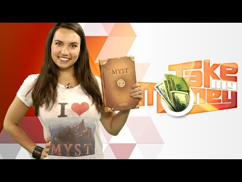 D'ni You Want These Myst Items (Take My Money)