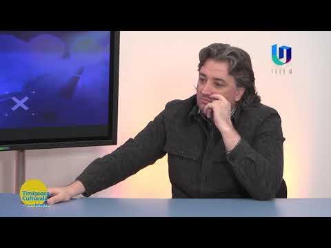 TeleU: Mircea Dragu la Timișoara Culturală