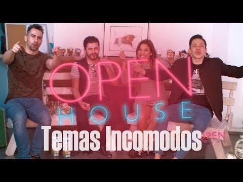 Open House-Temas incómodos (ft  Ana Morquecho y Dimitri, chile o shot)