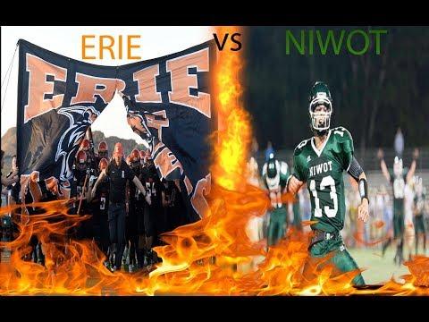 Football vs Niwot