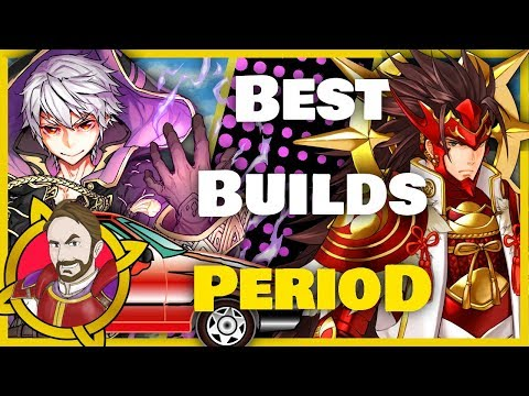 Like Wins?  SERIOUSLY THE BEST FEH Builds For Arena Assault!  Fire Emblem Heroes Guide