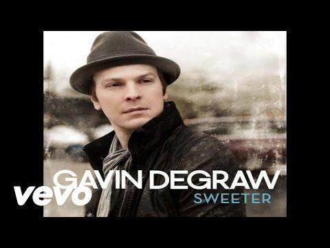 Gavin DeGraw - Sweeter (Audio)