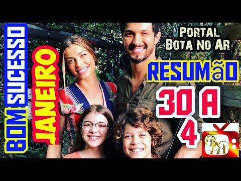 Bom Sucesso Resumo Capítulos Da Novela Das 6 Da Rede Globo