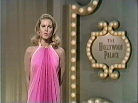 Elizabeth Montgomery hosts Hollywood Palace (1 of 5)