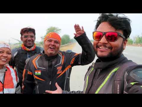 reached-home-after-152-days-long-ride---last-video---gwalior-to-delhi