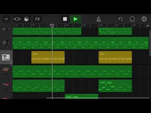 1-800 Logic Remix-  Garageband Track