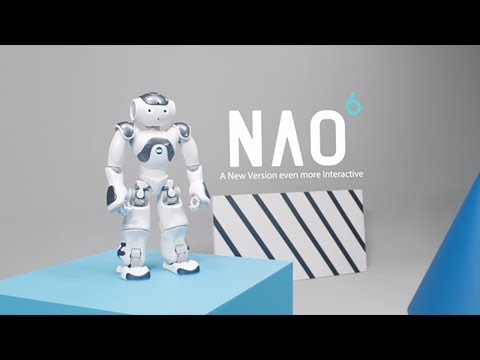 Discover NAO⁶ robot | SoftBank Robotics Europe