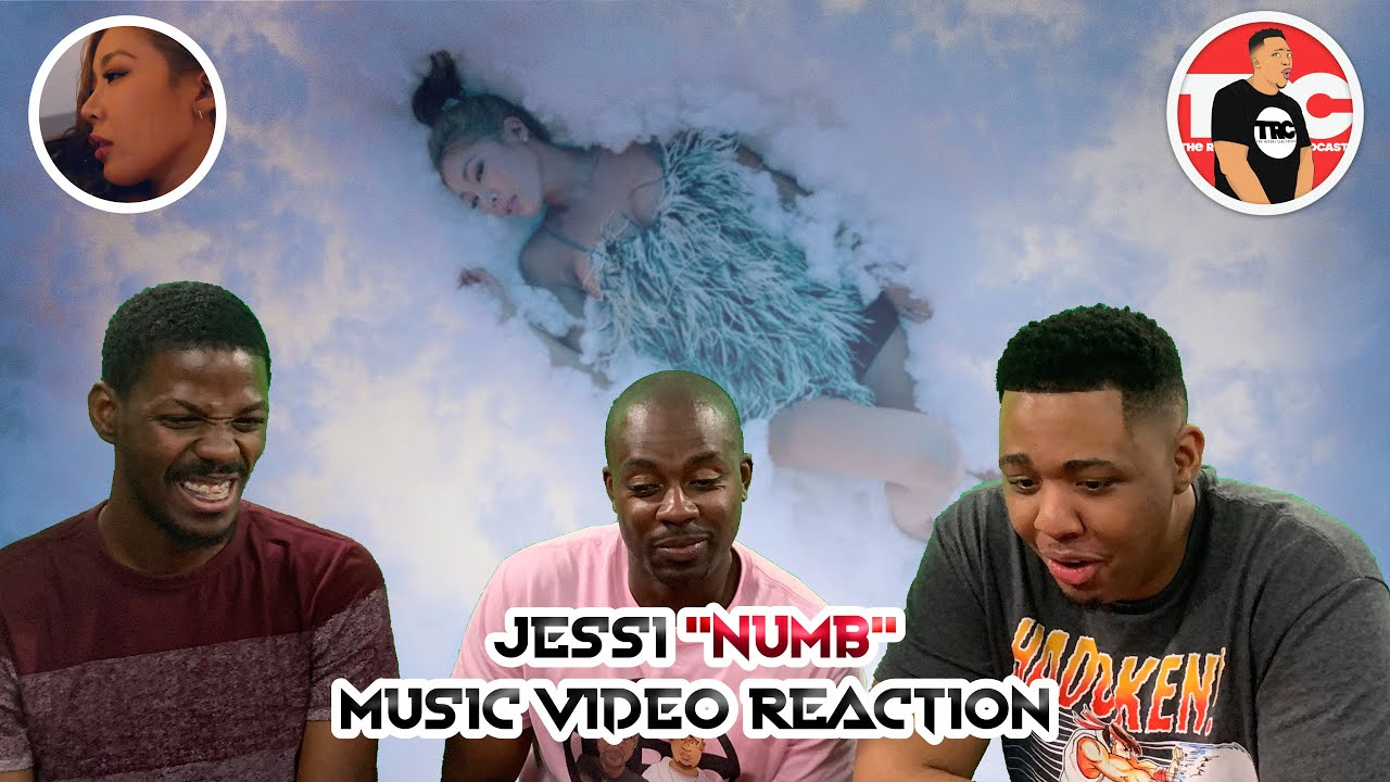 Jessi Numb Music Video Reaction Youtube
