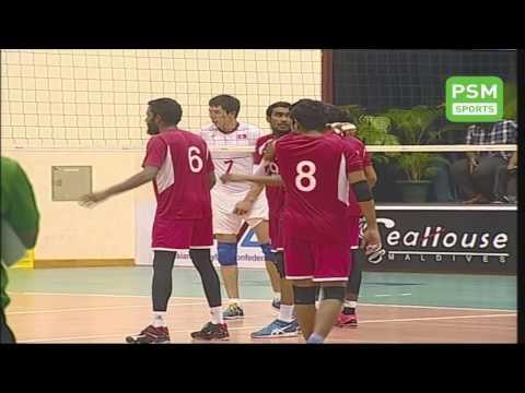 Maldives vs Kyrgyzstan 2nd set