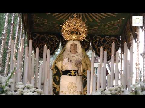 Baile 'La Macarena' Semana Santa Albacete 2017