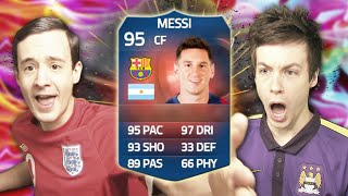 OMFG! RECORD BREAKER MESSI!! - FIFA 15 Ultimate Team