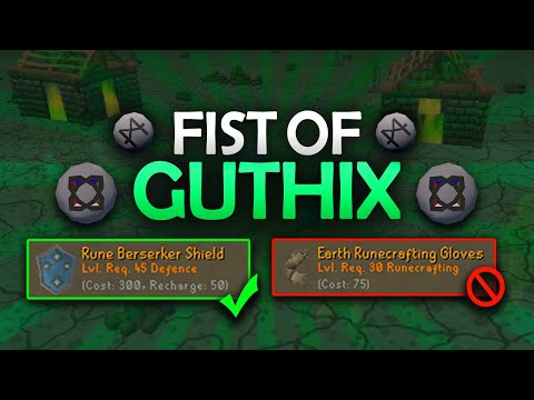 Does Fist Of Guthix Belong In OSRS?