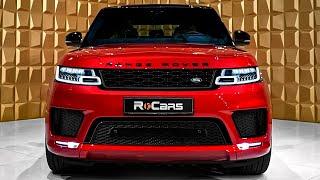 2020 Range Rover Sport HST - Sound, Interior and Exterior