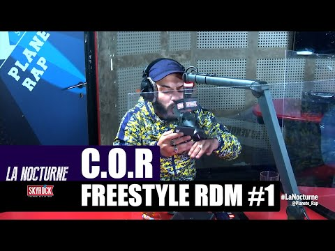 Youtube: C.O.R – Freestyle RDM (Part 1) #LaNocturne