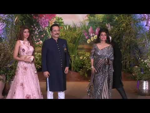 Sahara Chief Subrata Roy sonam reception party mumbai leela hotel