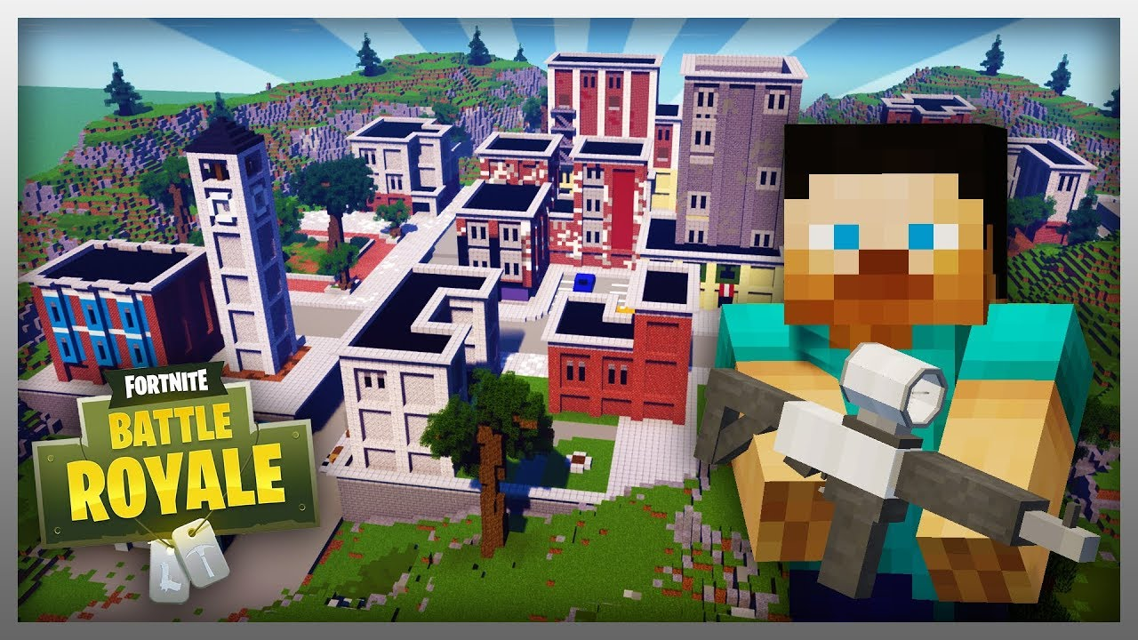 Best Fortnite-based Minecraft Maps, Mods, and Add-ons | Dot Esports