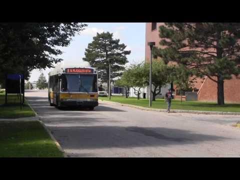 Taking Public Transportation to UMass Boston