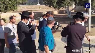الأوقاف تحذر من ممارسات الاحتلال في المسجد الأقصى  (13/10/2019)