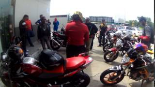 NORTHERN BIKERS KENTAL @ Caltex Taman Sejati Sungai Petani