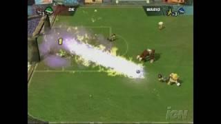 Super Mario Strikers GameCube Gameplay - Gameplay Video