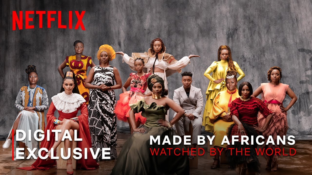 Netflix celebrates the women creatives behind Africa's booming ...
