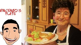 Chicken Cutlets Recipe | Chicken Schnitzel Made By Nonna Igea